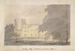 Town Malling Abbey, Mr Foote of Lombard Street